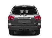 2013 Toyota Sequoia, Back View copyright AOL Autos., exterior, manufacturer