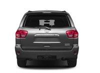 2013 Toyota Sequoia, Back View copyright AOL Autos., exterior, manufacturer