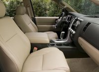 2013 Toyota Sequoia, Fornt Seat copyright AOL Autos., exterior, interior, manufacturer