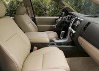 2013 Toyota Sequoia, Fornt Seat copyright AOL Autos., exterior, interior, manufacturer