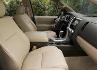 2013 Toyota Sequoia, Fornt Seat copyright AOL Autos., manufacturer, exterior, interior