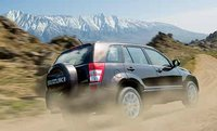 2013 Suzuki Grand Vitara, Back quarter view., manufacturer, exterior