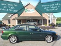 2003 Subaru Baja Sport, •2002 Green Subaru Legacy Nice All wheel drive vehicle for the winner great little fast sporty car for the summer will sunroof Fuel Economy-highway: 30 - 32 miles/gallon•Fuel E...