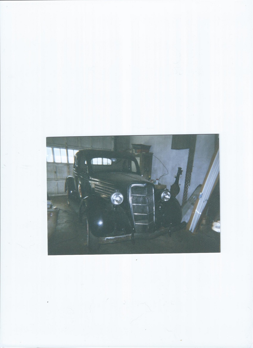 Picture of 1935 Ford Model 48, exterior