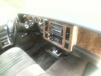 Picture of 1984 Buick LeSabre Custom Sedan, interior