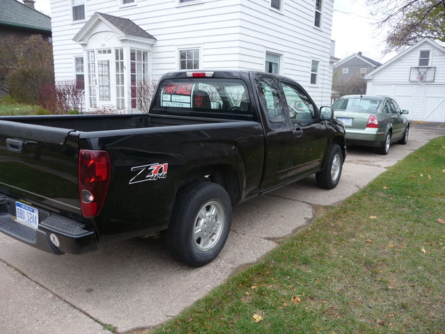 Picture of 2006 Chevrolet Colorado LS Extended Cab, exterior, gallery_worthy