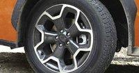 2013 Subaru XV Crosstrek, Front tire., exterior, manufacturer