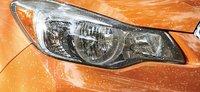 2013 Subaru XV Crosstrek, Headlight, exterior, manufacturer