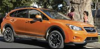 2013 Subaru XV Crosstrek, Front quarter view., exterior, manufacturer