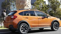 2013 Subaru XV Crosstrek, Side View., exterior, manufacturer