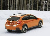 2013 Subaru XV Crosstrek Overview