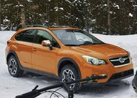 2013 Subaru XV Crosstrek Picture Gallery