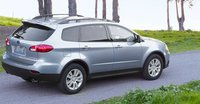 2013 Subaru Tribeca, Back quarter view., manufacturer, exterior