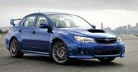 2013 Subaru Impreza WRX STi, Front quarter view., exterior, manufacturer
