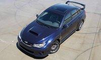 2013 Subaru Impreza WRX STi, Aerial View., exterior, manufacturer