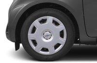 2013 Scion iQ, Front tire copyright AOL Autos., exterior, manufacturer