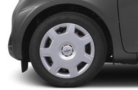 2013 Scion iQ, Front tire copyright AOL Autos., exterior, manufacturer