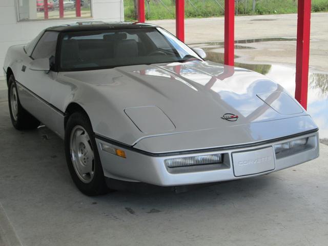 Picture of 1988 Chevrolet Corvette Coupe, exterior