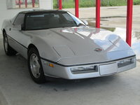 1988 Chevrolet Corvette Coupe, Picture of 1988 Chevrolet Corvette Base, exterior