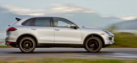 2013 Porsche Cayenne, Side View., exterior, manufacturer