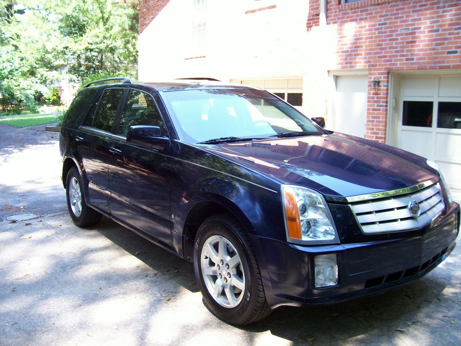 2006 Cadillac Srx Pictures Cargurus