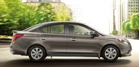 2013 Nissan Versa, Side View., exterior, manufacturer, gallery_worthy