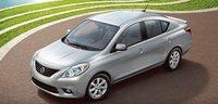 2013 Nissan Versa, Front quarter view., exterior, manufacturer