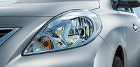 2013 Nissan Versa, Headlight., exterior, manufacturer