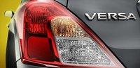 2013 Nissan Versa, Badge., exterior, manufacturer