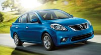 2013 Nissan Versa Picture Gallery