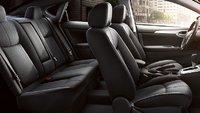 2013 Nissan Sentra, Front and back seat., interior, manufacturer