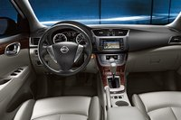 2013 Nissan Sentra, Front Seat., interior, manufacturer