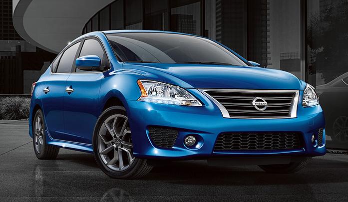 2013 Nissan Sentra, Front View., exterior, manufacturer