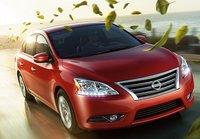 2013 Nissan Sentra, Front quarter view., exterior, manufacturer
