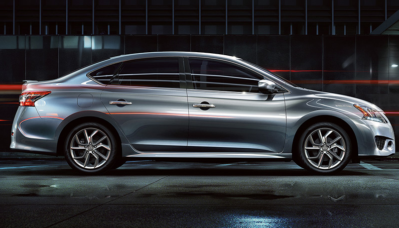 2013 Nissan Sentra, Side Door., manufacturer, exterior