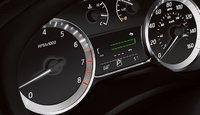 2013 Nissan Sentra, Instrument Gages., interior, manufacturer