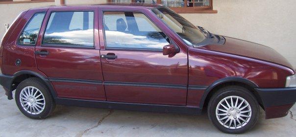 1995 FIAT Uno picture, exterior