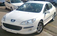 Picture of 2007 Peugeot 407, exterior