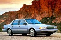 1989 Buick Century Limited Sedan picture, exterior