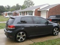 Picture of 2011 Volkswagen GTI 2.0T PZEV w/ Sunroof and Nav 2dr, exterior