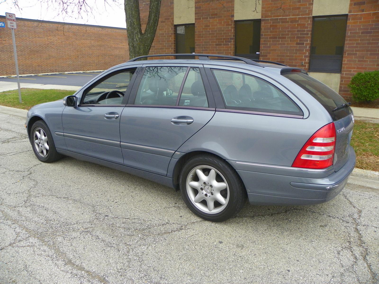 2004 Mercedes Benz C Class Trim Information Cargurus