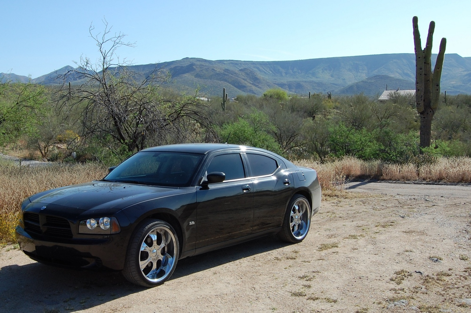 Dodge Charger Sxt Pic X