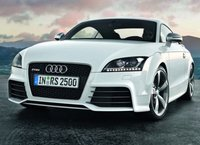 2013 Audi TT RS, Front View copyright AOL Autos., exterior, manufacturer