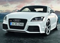 2013 Audi TT RS, Front View copyright AOL Autos., manufacturer, exterior