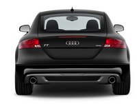 2013 Audi TT RS, Back View copyright AOL Autos., manufacturer, exterior