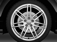2013 Audi TT RS, Front tire copyright AOL Autos., exterior, manufacturer