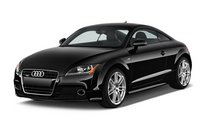2013 Audi TT RS, Front quarter view copyright AOL Autos., manufacturer, exterior