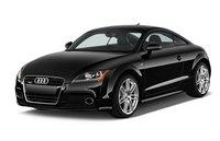 2013 Audi TT RS, Front quarter view copyright AOL Autos., exterior, manufacturer