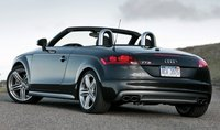 2013 Audi TTS, Back quarter view., manufacturer, exterior
