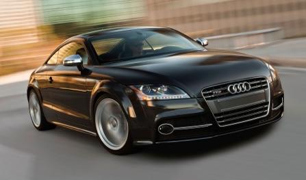 2013 Audi TTS
